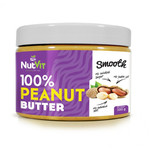 100% Peanut Butter Smooth
